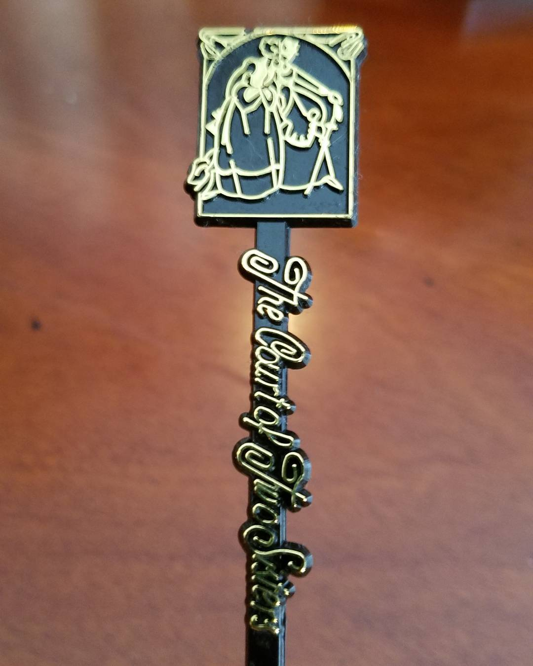 Custom Cocktail Stirrers Swizzle Sticks Court of Two Sisters.jpg