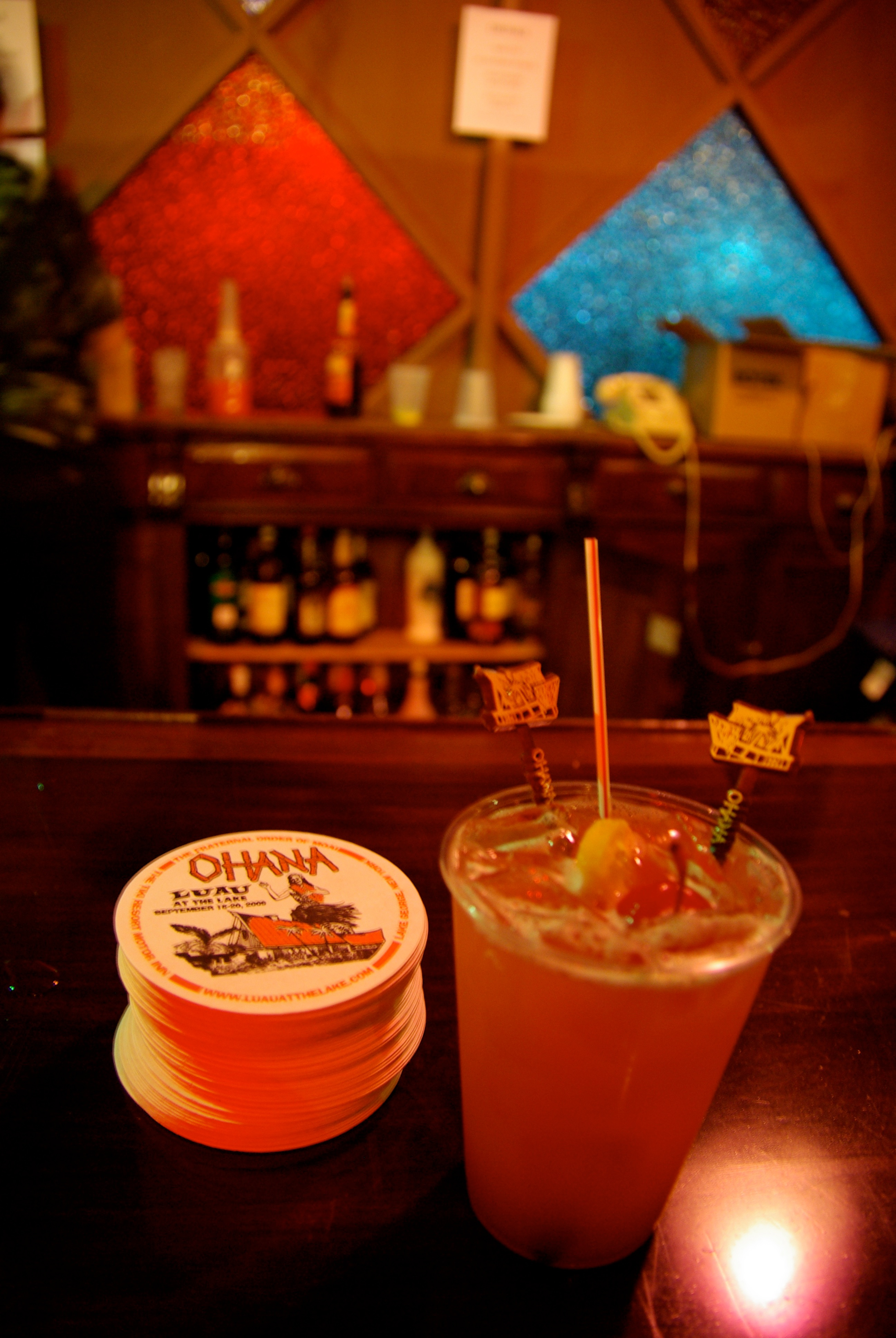 Swizzle Stick Creativity At Its Best | Ohana/Royer Video Contest 2014