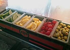 Fruit-Olives-Bar