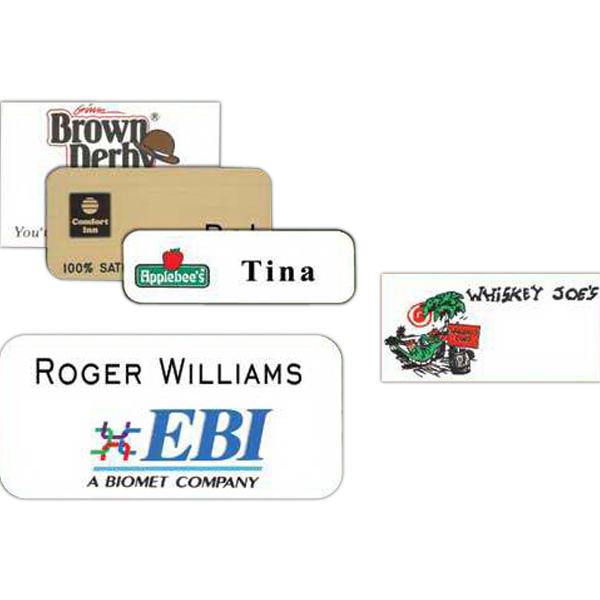 3 Reasons to Consider Name Badges at your Business