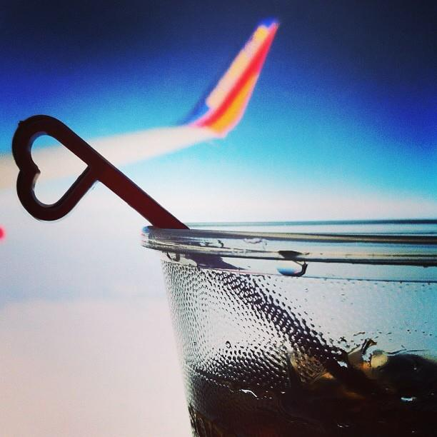 The Airline Industry and the Swizzle Stick; Cocktails at 30,000 Feet