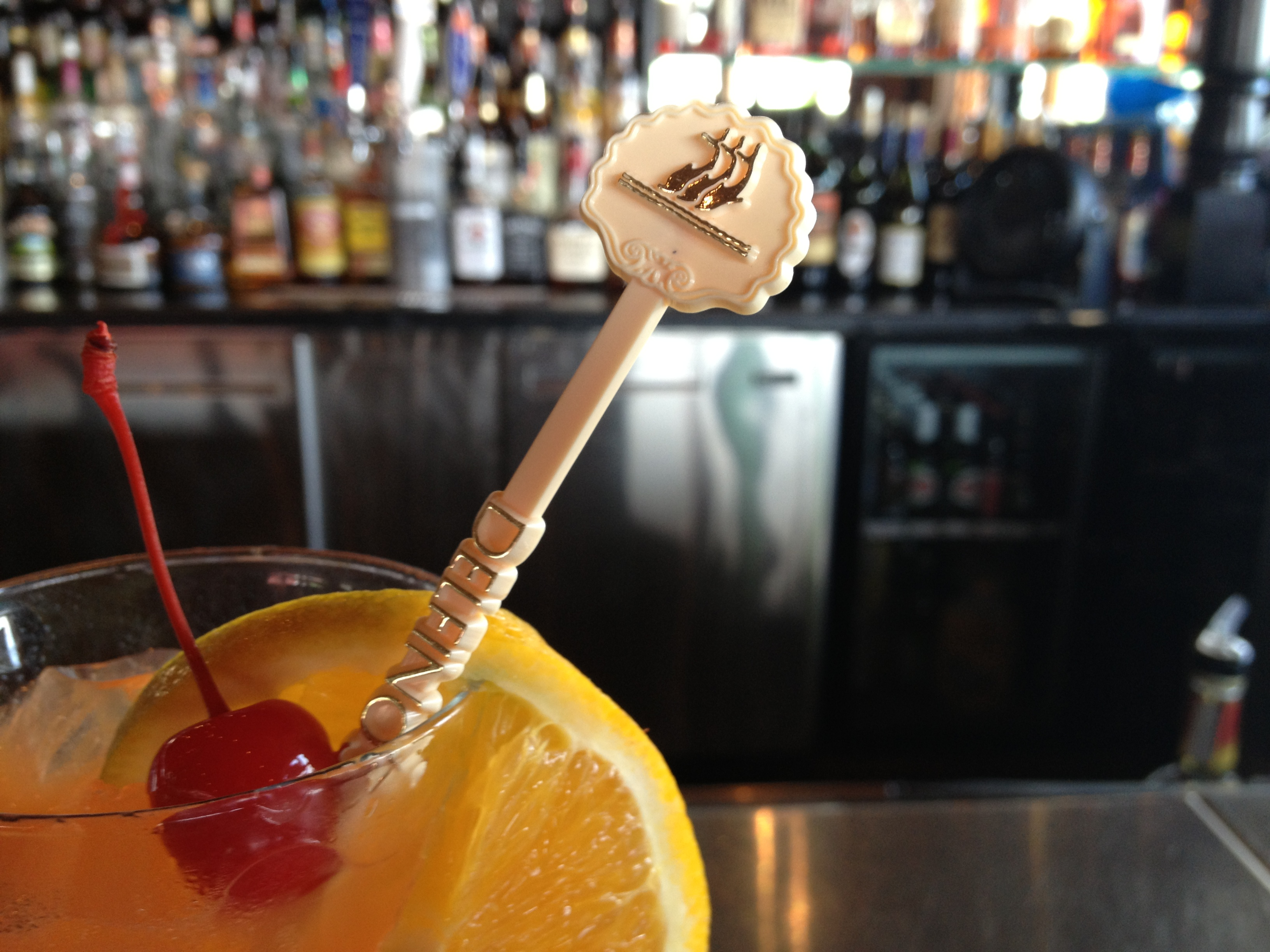 Custom Swizzle Sticks + Your Logo = Advertising Value For Your Brand