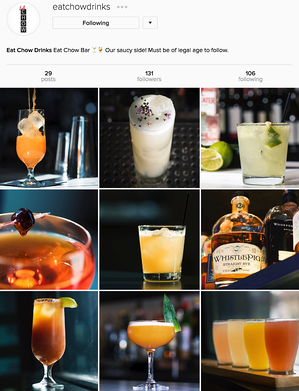 Drink pictures in the same lighting
