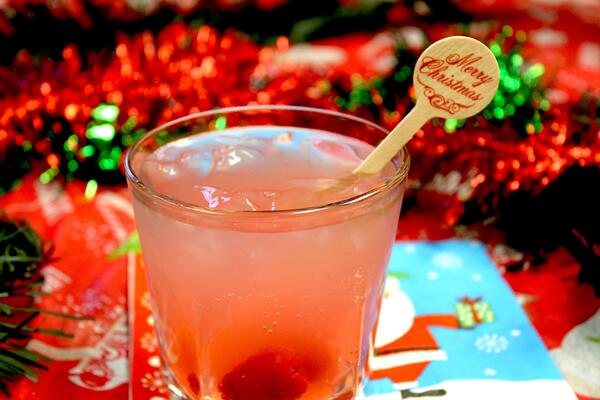 Merry Christmas Wooden Swizzle Sticks Drink Stirrers Royer Corp.jpg