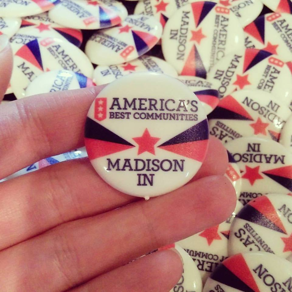 Madison is a National Finalist for the America's Best Communities Competition!