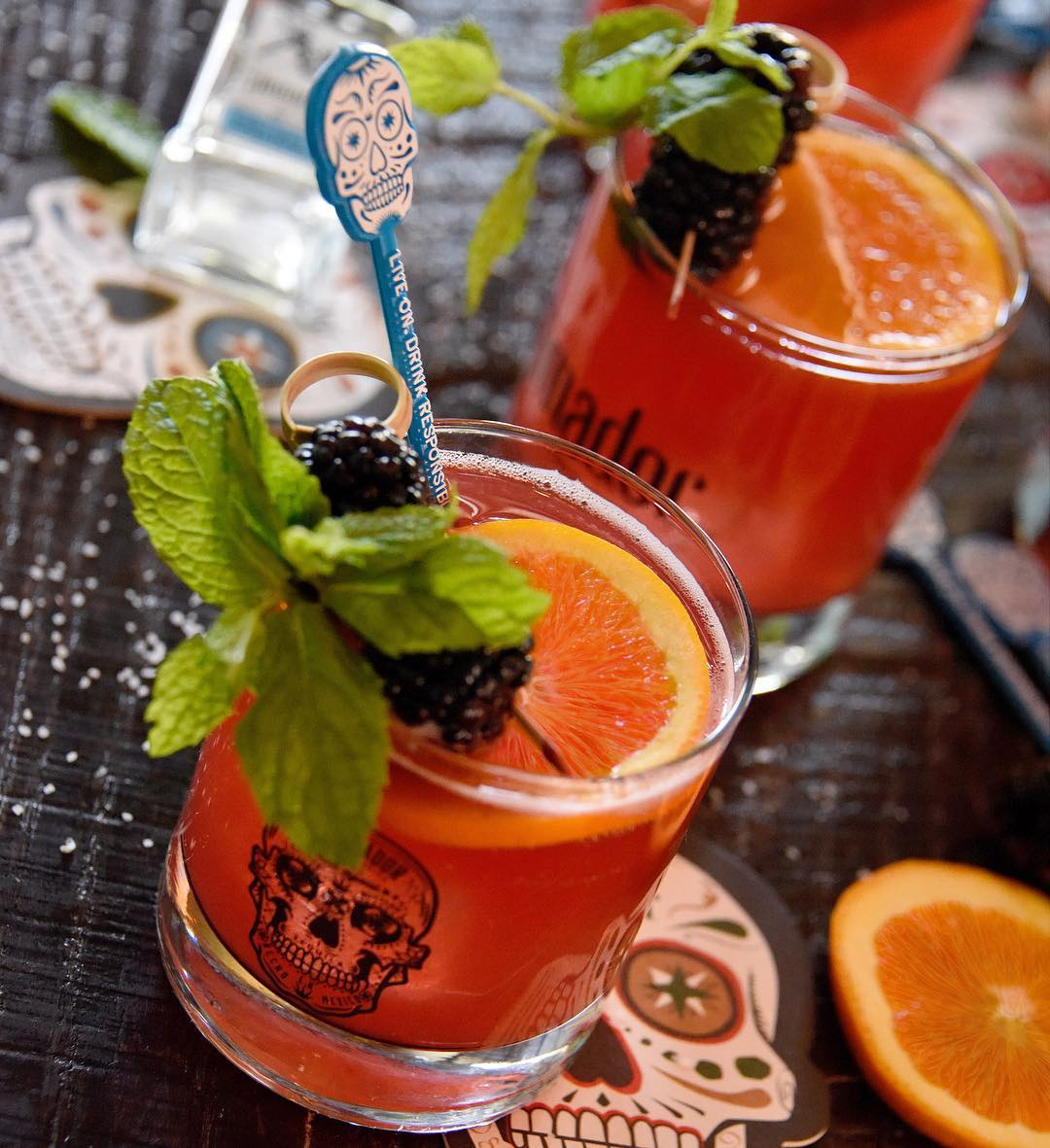 Fun Photos From el Jimador Tequila Feature Royer Swizzle Sticks!