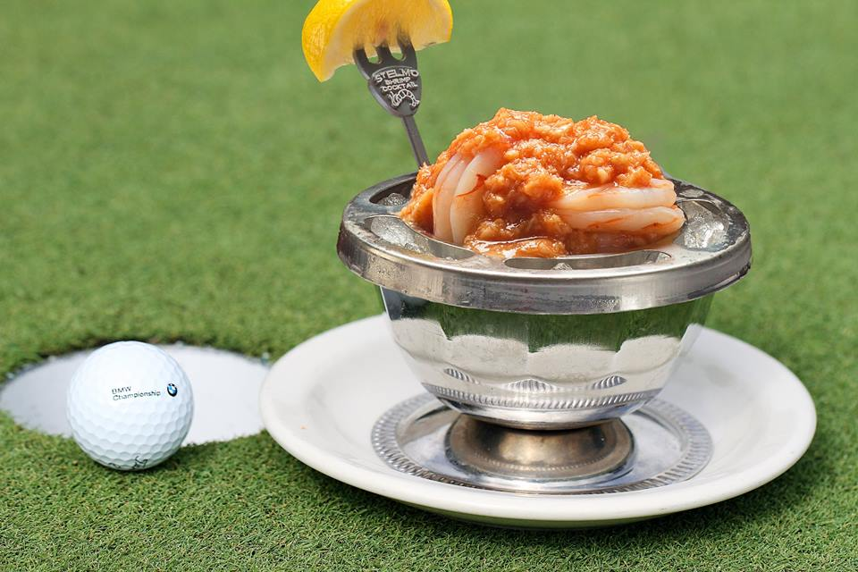 3 Ways Custom Shrimp Cocktail Picks Are Adding Value At 2016 BMW Championship