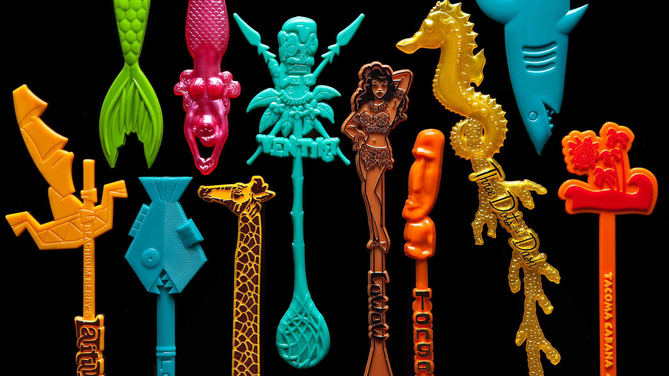 Royer Custom Swizzle Sticks Are Featured In PUNCH Magazine!