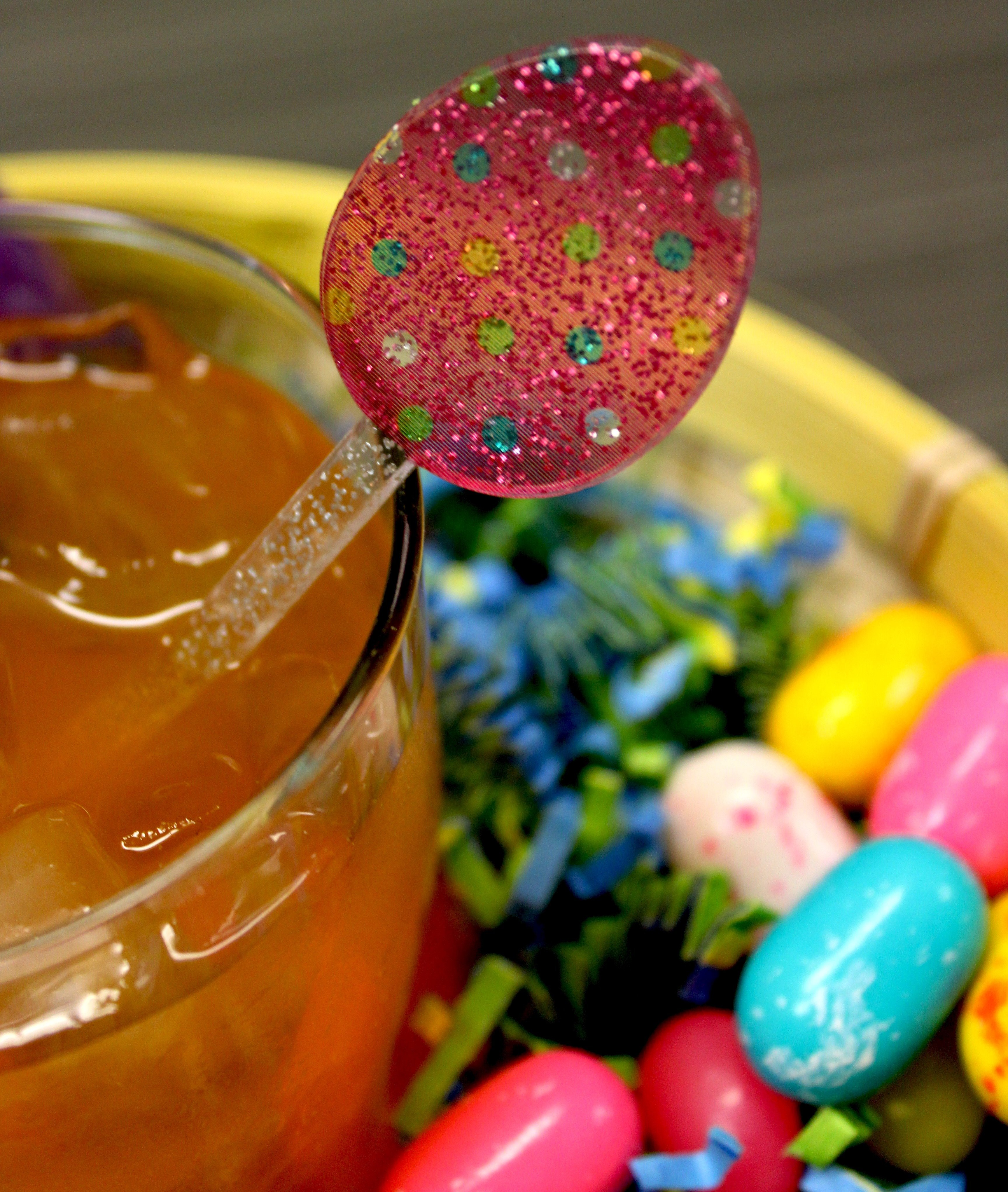 Easter Bunny and Egg Swizzle Sticks Help You Celebrate in Style!