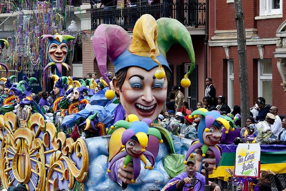 More Than Just a Party; Mardi Gras Tradition Began in Mobile, Alabama