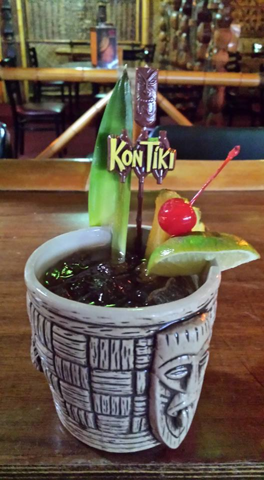 Legendary Restaurant & Lounge, Kon Tiki, Unveils New Swizzle Sticks!