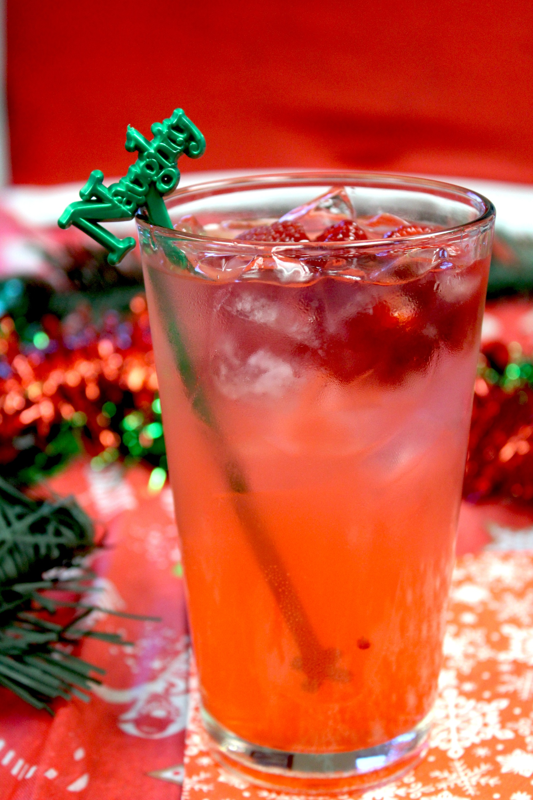 Festive Royer Swizzle Sticks Bring Holiday Cheer!
