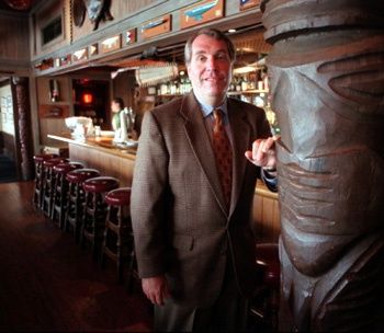 Trader Vic's President & CEO Writes Glowing Royer Swizzle Stick Testimonial