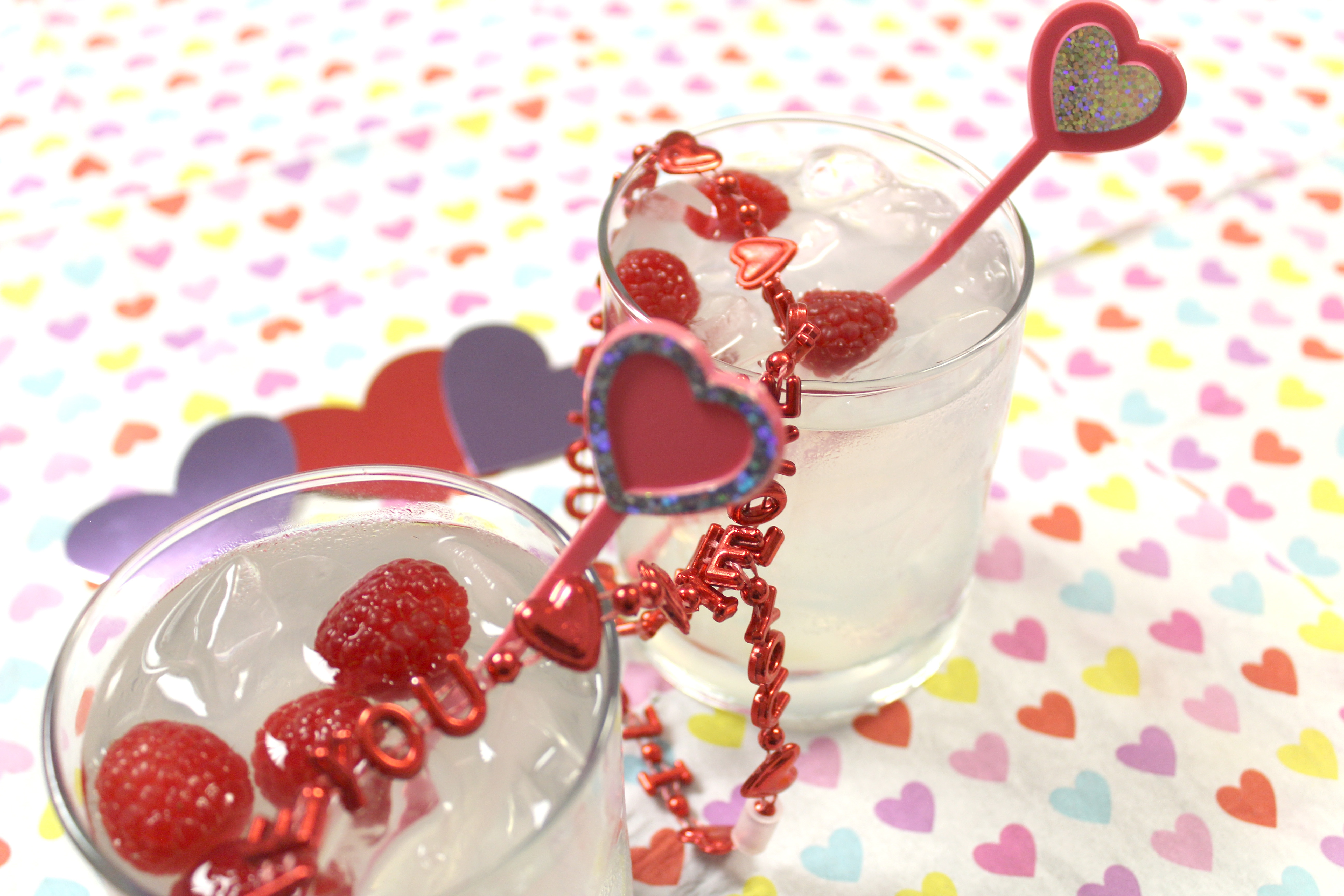 Food & Cocktail Ideas To Celebrate Valentine's Day!