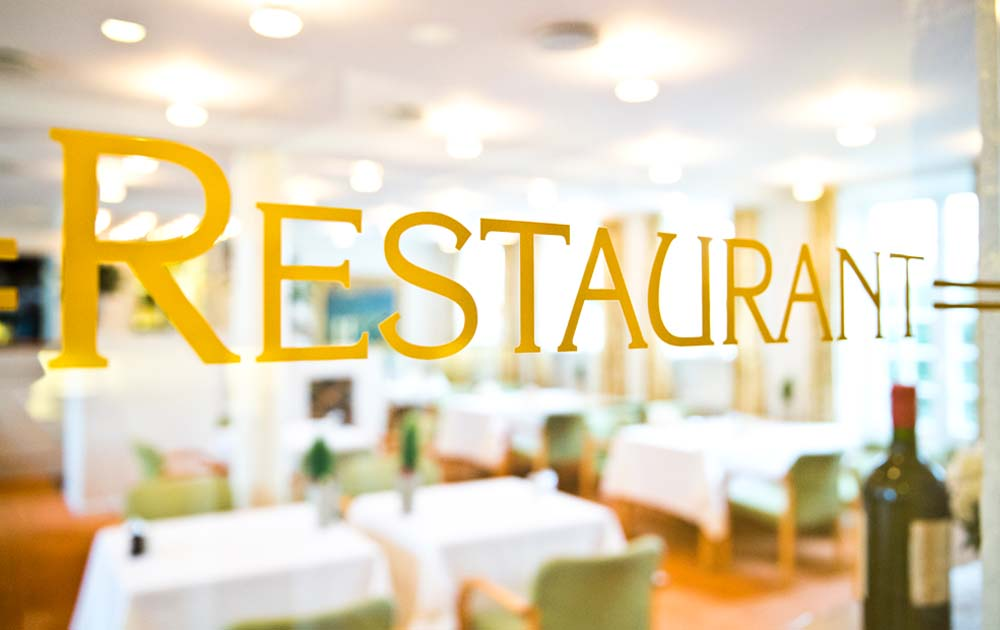 In The Restaurant Industry, Small Details Make Big Impressions!