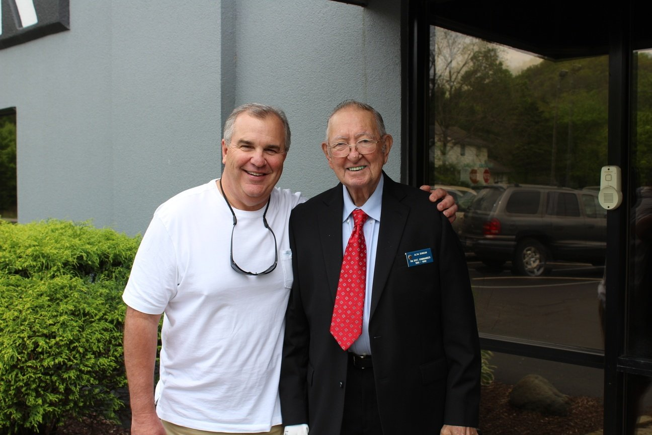 Royer Extends Sincere Thanks To Alvy Duncan For 20 Incredible Years