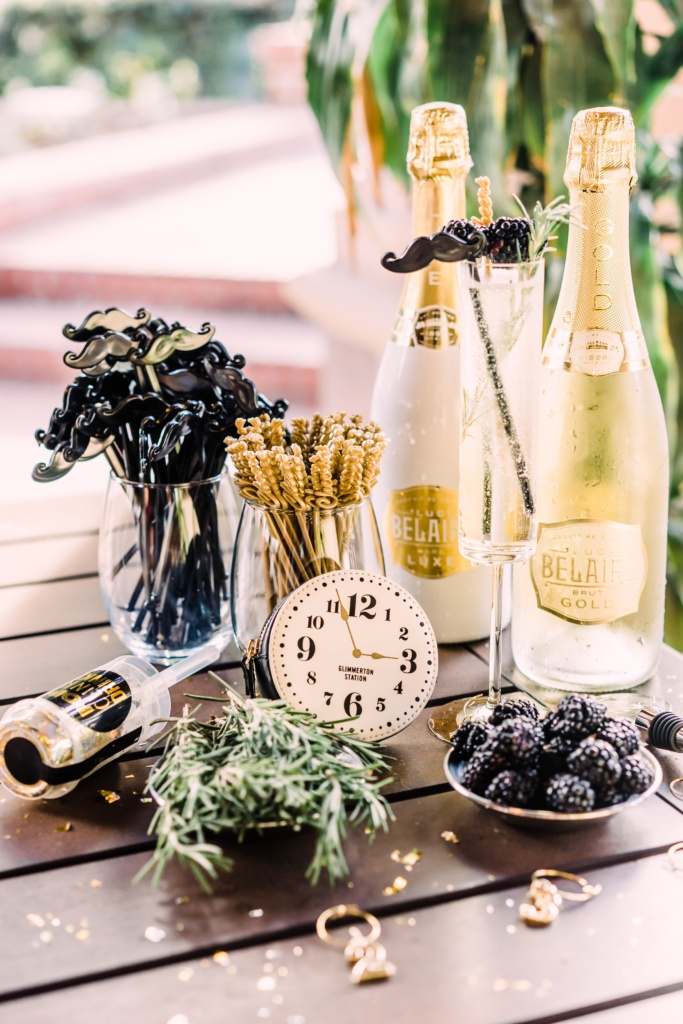 Royer Mustache & Cheers Stirrers Team Up For Classy Drink Photoshoot!