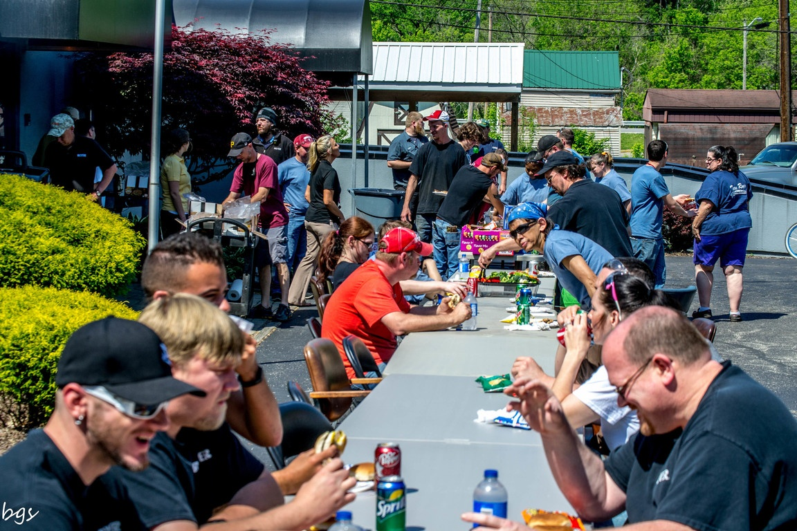 Photos From The Recent Royer Corporation Employee Cookout!
