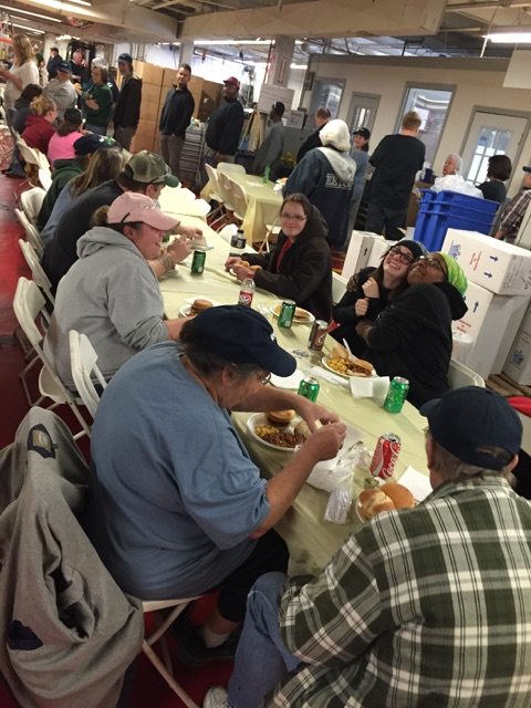 Royer's 2015 Thanksgiving Feast Was A Huge Success!