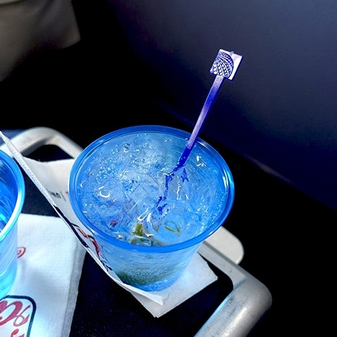 Royer-Made Custom Drink Stirrers Take Flight With United Airlines