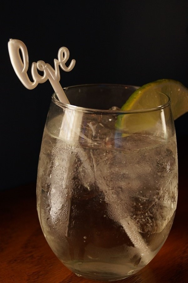 New Love Script Swizzle Sticks/Stirrers Are Ideal For Wedding Receptions!