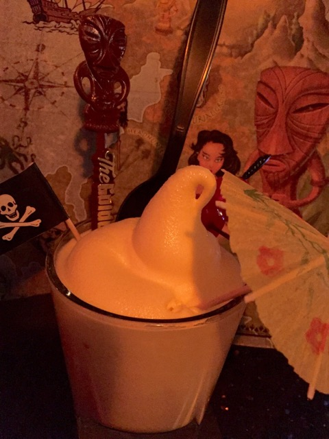Cocktails & Dole Whip Treats Are Topped Off With Royer Swizzle Sticks At The Golden Tiki!