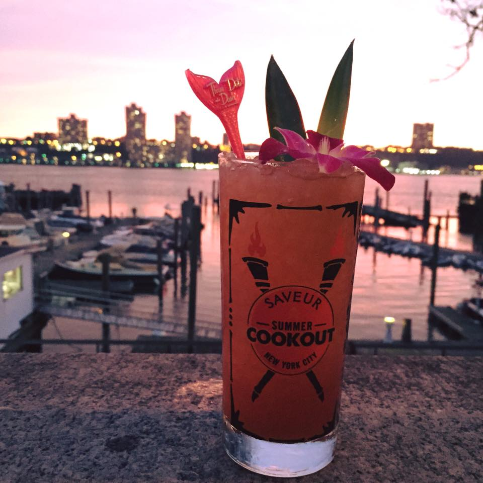 Chicago Tiki Bar, Three Dots & A Dash, Chooses Royer For Swizzle Sticks.