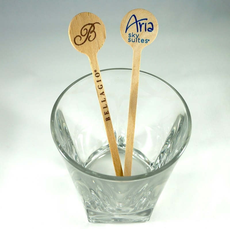 Check Out Custom Digitally Printed Wooden Stirrers & Picks From Royer